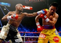 Floyd Mayweather Jr. Next Fight: 'Money' Disses Manny Pacquiao As A Media Creation; Andre Berto Rips Pacman Bout